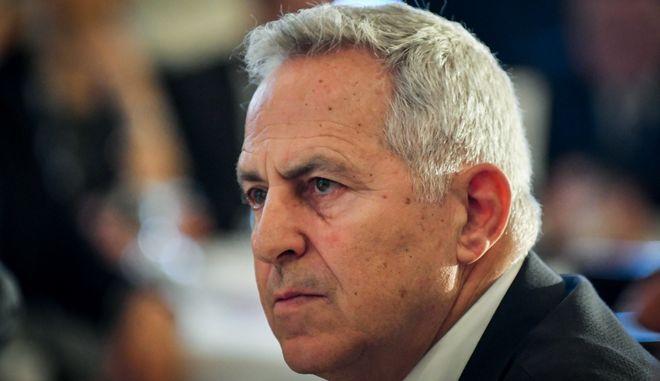 Υπουργός Άμυνας, Ευάγγελος Αποστολάκης