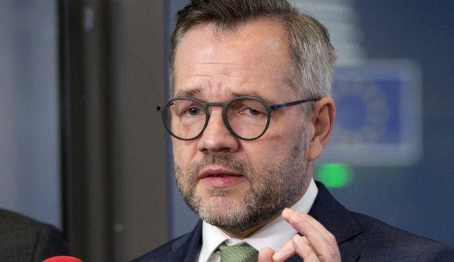 Ο Γερμανός υφυπουργός Ευρωπαϊκών υποθέσεων, Μίκαελ Ροθ