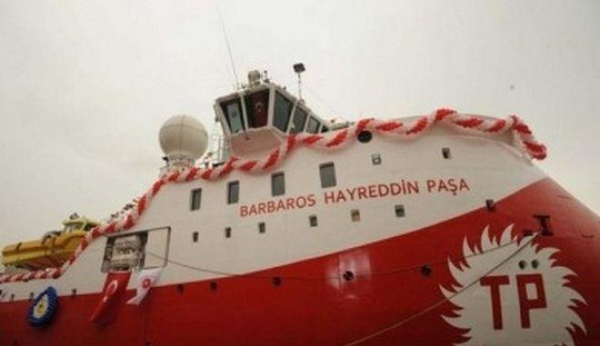 Πρόκληση της Τουρκίας έναντι της Κύπρου. Σε θαλάσσιο οικόπεδο εισήλθε τουρκικό σκάφος