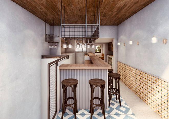 Suzi Tros: Η ατάκα της Ρένας Βλαχοπούλου έγινε εστιατόριο στο Λονδίνο