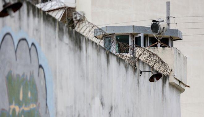 Εικόνα από τις φυλακές Κορυδαλλού
