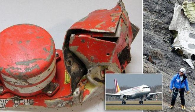 Airbus A320: 'Μίλησε' το πρώτο μαύρο κουτί. Ο ένας από τους πιλότους είχε κλειδωθεί έξω από το πιλοτήριο