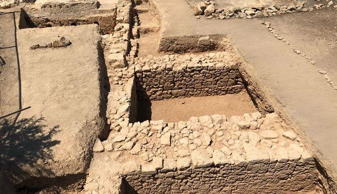 Στο φως δύο δωμάτια οικίας των Πρωτοχριστιανικών χρόνων