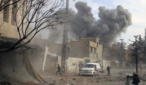 Συρία: 80 οι νεκροί από τους βομβαρδισμούς στην Ανατολική Γούτα