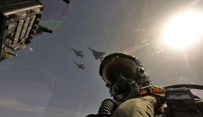 Τα νέα τεχνικά χαρακτηριστικά των F16 μετά την αναβάθμιση τους από τις ΗΠΑ