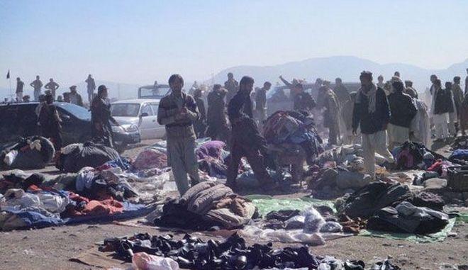 Πακιστάν: Τουλάχιστον 23 νεκροί και 30 τραυματίες από έκρηξη βόμβας σε αγορά