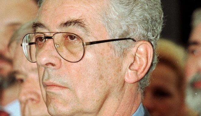 Πέθανε ο Γιώργος Αναστασόπουλος - Την Τρίτη η κηδεία του