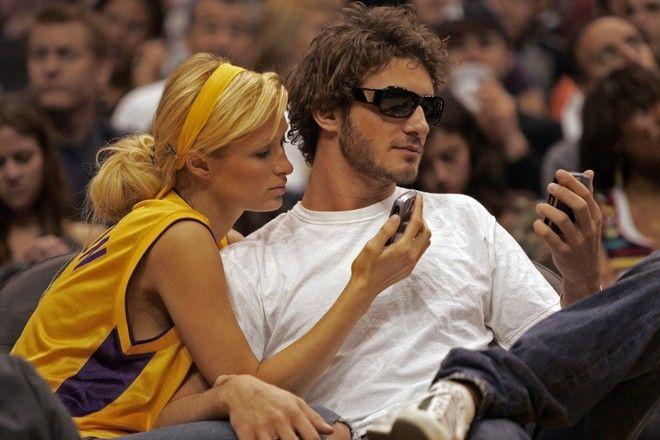Paris Hilton και Stavros Niarchos
