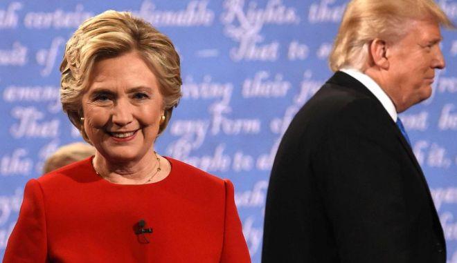 Ώθηση στην Κλίντον από την αύξηση των εκλογέων που ψήφισαν σε Φλόριντα - Νεβάδα