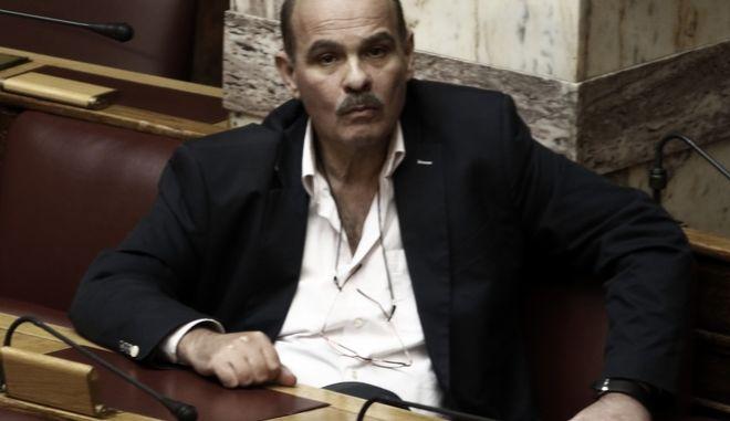 Ο βουλευτής Γιάννης Μιχελογιαννάκης