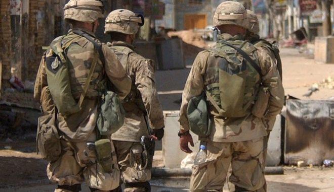 Στρατιώτες στο Ισλάμ