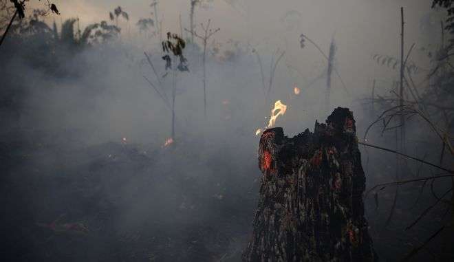 Φωτιές στον Αμαζόνιο