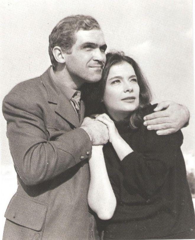 Τζένη Καρέζη, Κώστας Καζάκος (Κοντσέρτο Για Πολυβόλα, 1966)