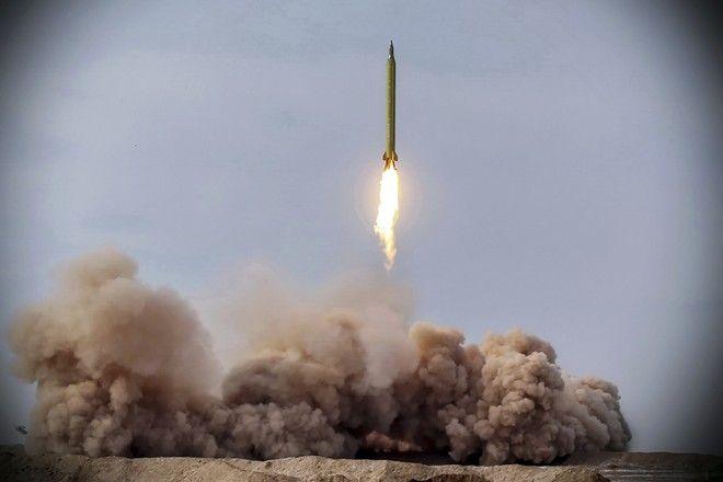 Βαλλιστικοί πύραυλοι στο Ιράν