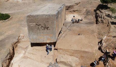 Βρέθηκε ο μεγαλύτερος αρχαίος ογκόλιθος όλων των εποχών