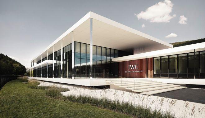 Η IWC Schaffhausen γιορτάζει τα εγκαίνια του νέου της εργοστασίου