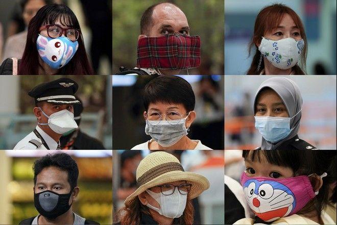 Μάσκες-παραλλαγές για προστασία από τον νέο κοροναϊό