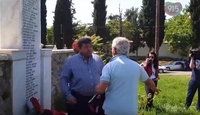 Επεισοδιακή η Πρωτομαγιά στην Τρίπολη