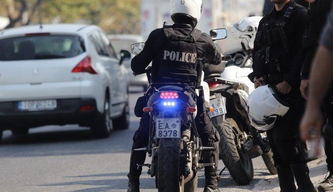 Ομάδα Δίας, αστυνομία