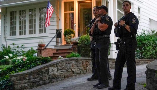 Αστυνομικοί στις ΗΠΑ