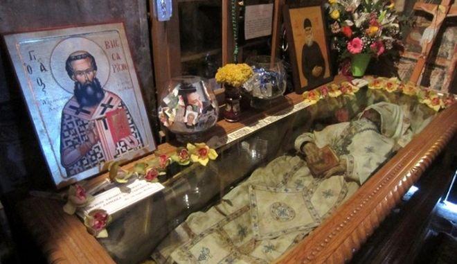 Λαμία: Αίτημα για Αγιοκατάταξη του π.Βησσαρίωνος