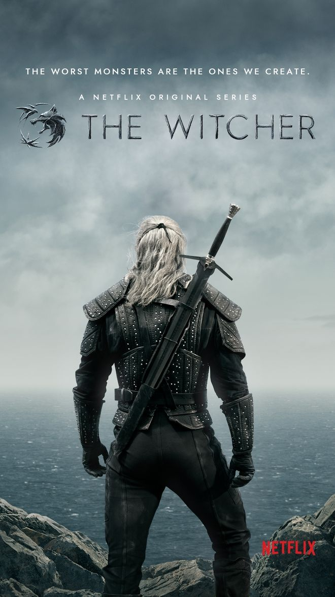 The Witcher Αφίσα
