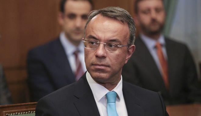 Υπουργός Οικονομικών, Χρήστος Σταϊκούρας