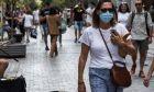 Σε ισχύ τα νέα μέτρα προστασίας κατά της πανδημίας στην περιφέρεια Αττικής, λόγω της ανοδικής πορείας των κρουσμάτων.