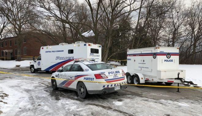 Αστυνομία Καναδά- Φωτό αρχείου
