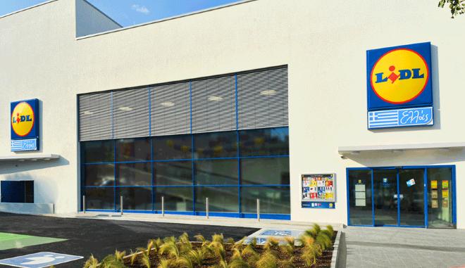 Νέο κατάστημα Lidl στο Ίλιον