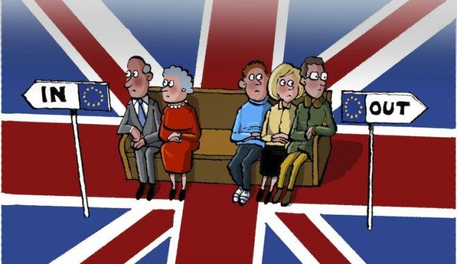 Ο Χόκινγκ καλεί τους Βρετανούς να ψηφίσουν υπέρ της παραμονής στην ΕΕ