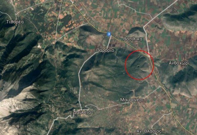 Μετεωρίτης ή ανεξήγητο; Ο κρατήρας στην Ελλάδα που ελάχιστοι έχουν αντικρίσει