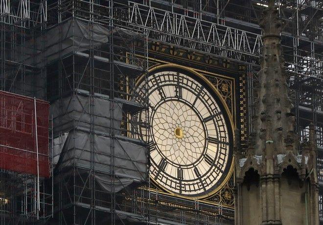 Εργασίες στο Big Ben