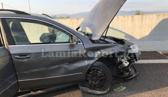 Θήβα: Δυστύχημα στην Εθνική Οδό - Ένας νεκρός