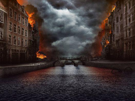 Τρομακτικές εικόνες: Αν γινόταν νέος Παγκόσμιος Πόλεμος