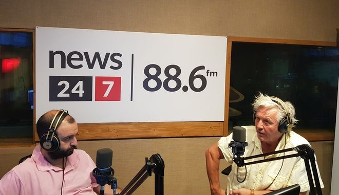 News 24/7 στους 88,6: Ο Θανάσης Παπαχριστόπουλος απαντά ζωντανά στους ακροατές