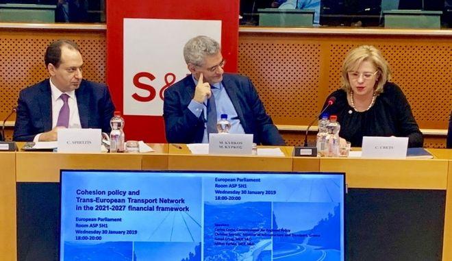 Έργα υποδομών 2 δισ. ευρώ σε εξέλιξη στην Ελλάδα – 4η χώρα με 100% συγχρηματοδότηση