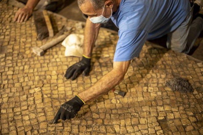 Υπόγειοι θάλαμοι ανακαλύφθηκαν κοντά στο Τείχος των Δακρύων