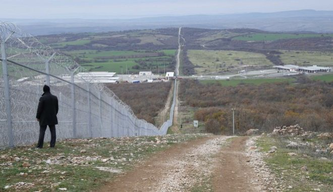 Σύνορα Βουλγαρίας - Τουρκίας
