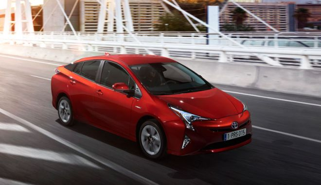 Toyota Prius. Έρχεται με ακόμη χαμηλότερη κατανάλωση
