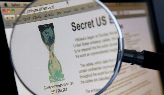 Η CIA κατηγορεί το WikiLeaks ότι βοηθά τους εχθρούς των ΗΠΑ