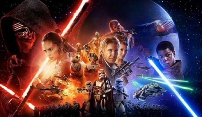 Star Wars: Η Δύναμη Ξυπνά και τον Ομπάμα