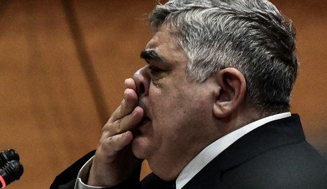 Απολογία του επικεφαλής της Χρυσής Αυγής Νίκου Μιχαλολιάκου