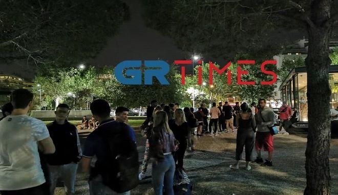 Ουρές για κοκτέιλ στη Θεσσαλονίκη