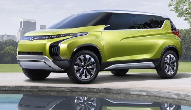 Ευρωπαϊκή πρεμιέρα για το Mitsubishi Concept AR και δοκιμές σε πραγματικές συνθήκες