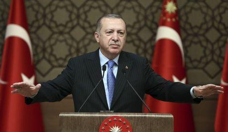 Επεκτατικός Ερντογάν: Αποφασισμένοι να προστατεύσουμε τα δικαιώματά μας στην Μεσόγειο