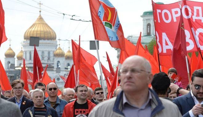 Πούτιν: Ο Κομμουνισμός είναι σαν τον Χριστιανισμό. 'Άγιος' ο Λένιν
