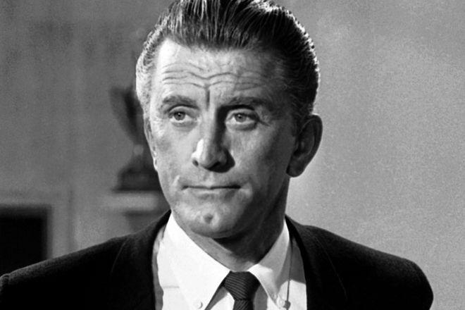 Ο Κερκ Ντάγκλας το 1962