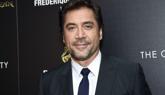 """Actor Javier Bardem attends a special screening of Walt Disney Studios' """"Pirates of the Caribbean: Dead Men Tell No Tales"""", hosted by The Cinema Society, at the Crosby Street Hotel on Tuesday, May 23, 2017, in New York. (Photo by Evan Agostini/Invision/AP)"""
