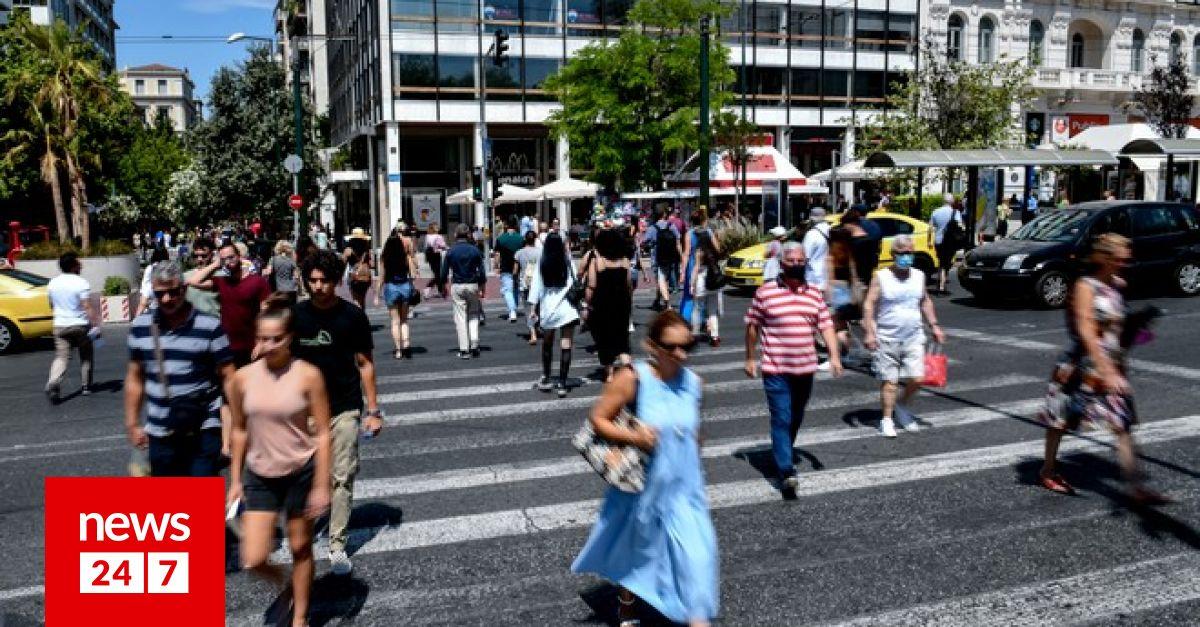 Κορονοϊός: 1605 νέα κρούσματα σήμερα στην Ελλάδα